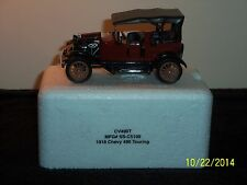 NMM: History Of Chevrolet,1918 Touring, 1932 Open Cab PU, Scale 1:32