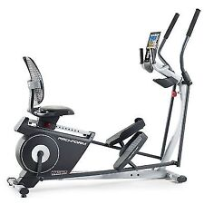 Proform 2 in 1 Hybrid Elliptical Cross Trainer and Recumbent