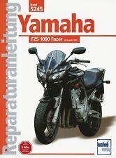 Yamaha FZS 1000 Fazer ab 2001 Reparaturanleitung Reparaturbuch Reparaturhandbuch