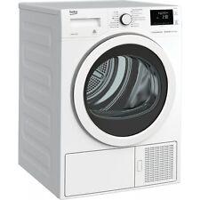 BEKO DE8635RX, Wärmepumpen-Kondensationstrockner, weiß