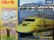 Takara Tomy Plarail set Series 923 Doctor Yellow Basic , Japan Motorized train