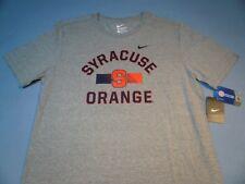 Nike Syracuse Orange Large Brand New shirt Orangemen athletic cut Basketball