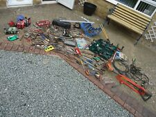 More details for job lot of used tool box & tools