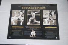 Original Unsigned Cricket Memorabilia Prints