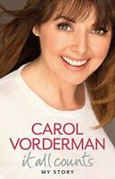 Vorderman, Carol, It All Counts, Like New, Hardcover