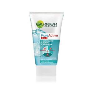 Garnier Pure Active Gel Detergente 3 in 1