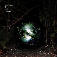 AGENT FRESCO - A LONG TIME LISTENING  CD (2015) NEW!