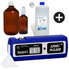 Medionic Ionic-Pulser® Standard S - Silbergenerator kolloidales Silber + Zubehör