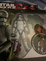 Star wars the force awakens  First order  stormtrooper  armour figure set