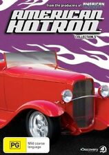 American Hot Rod : Collection 5 (DVD, 2009, 4-Disc Set) Region 4
