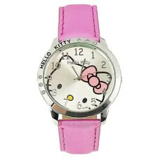 Reloj HELLO KITTY  rosa  kitty watch   A1091