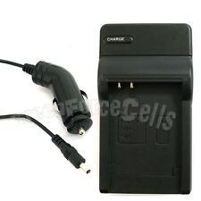 Cámara Recargable Cargador de Batería para Canon nb-4l nb-5l PowerShot dc22
