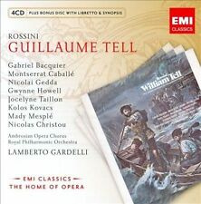 Rossini: Guillaume Tell, New Music