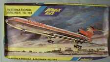 Veb Plasticart IL-62 Flugzeug Modellbaukasten Playfix 1:100