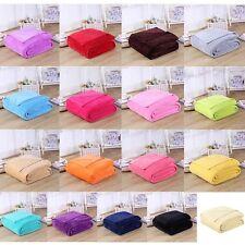 Super Soft Warmful Flannel Throw Blanket Comfortable Blanket Bed Blanket