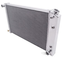 1968-1973 Pontiac GTO Radiator Champion 4 Row Cools 900+ HP
