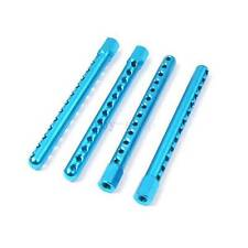 122037 HSP 4PCS Body Post Blue For RC 1/10 On Road Drift Car 02010 Upgrade Parts