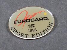 Pin Nokia Grand prix tennis Eurocard 1996 (an1098)