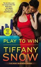 Play to Win (Risky Business)-ExLibrary