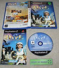 Hype el tiempo Quest Juego Playmobil-Playstation dos PS2-Pal Completa