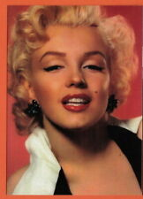 Marilyn Monroe  - actress,  sex symbol , modern  postcard