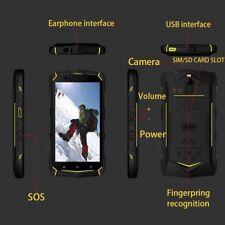 "5.5""JESY J9S Rugged Smartphone Waterproof 4G Octa-Core Helio P10 4GB+64GB Yellow"