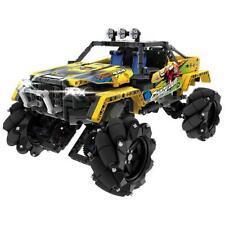 RC Auto Monstertruck Baustein Stunt Drift Car mit Fernsteuerung für Kindern ab 8