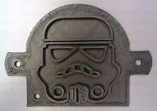 Star Wars - Storm Trooper Toast Press - 3D Printed Plastic