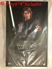 Hot Toys MMS 437 Star Wars III Revenge of the Sith Anakin Skywalker Hayden NEW