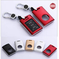 Red Hard FOB Key Cover Case Keychain fit for CADILLAC SRX CTS 2008-2012