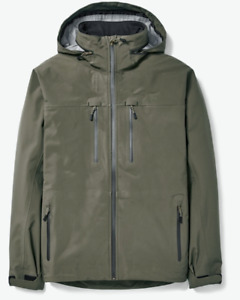 Filson Reliance Neoshell Jacket, Men's Large, Olive, Excellent Condition!