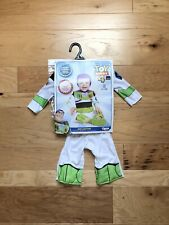 Toy Story 4 - Buzz Lightyear Classic Costume, Infant Size 6-12 Months