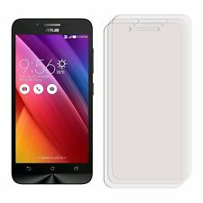 """2 Screen Protectors For Mobile Phone Asus Zenfone Go ZC500TG 5.0"""" Glossy Cover"""
