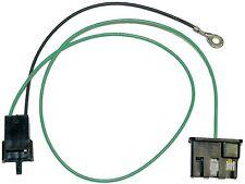 SPEAKER HARNESS GM front single center dash wire wires wiring radio leads 33423