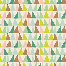 Art Gallery Fabrics Succulence Arboretum Dawn Geometric quilting/craft half MT