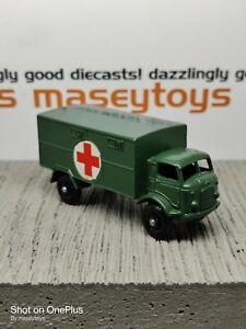 MATCHBOX LESNEY No.63a Ford Service Ambulance near Mint Original Vintage Diecast