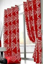 SALE EYELET OR PENCIL PLEAT CURTAINS - Lined - Must Go - Many Designs & Sizes