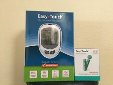 Easy Touch Meter KIT And Also A 100 32G Lancets 100 CT In 1 Box
