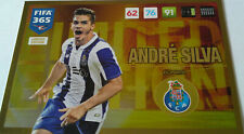 PANINI ADRENALYN XL FIFA 365 2017 UPDATE EDITION LIMITED EDITION ANDRE SILVA