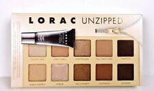 Lorac UNZIPPED Shimmer & Matte Eyeshadow Palette + Eye Primer 💯AUTHENTIC!  BNIB