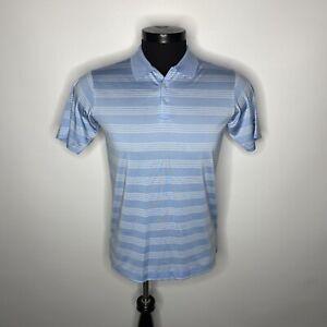 Nike NikeGolf Dri-Fit Striped Polo Shirt Womens XL