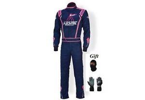 kosmic Go kart race suit CIK/FIA Level 2 approved 2015