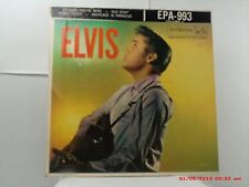 "ELVIS PRESLEY -(45 E.P. COVER ONLY)-   ""ELVIS VOLUME II""   RCA  EPA - 993 - 1956"
