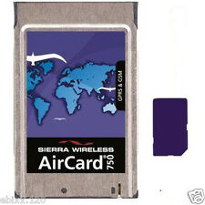 Sierra Wireless AirCard 750 GPRS & GSM Mobiles  PCMCIA Card Ohne Antenne/ F44