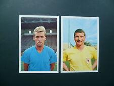 Sammelbilder Karten Bergmann Fußball Spieler Stars Sportbild 68 Karlsruher SC