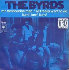 7inch THE BYRDS mr tambourine man HOLLAND MAXI SINGLE 1972 ex