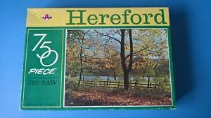Autumn Leaves - Hereford, Jigsaw Puzzle, Arrow, 750 Pieces, Complete