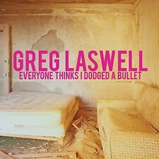 Greg Laswell - Everyone Thinks I Dodged a Bullet [New CD]