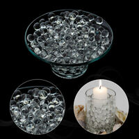 Water Aqua Beads Crystal Wedding party Table Decor Centerpieces Vase Decorations