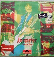 T REX disco 45 giri Polydor  A cube records 2016 002